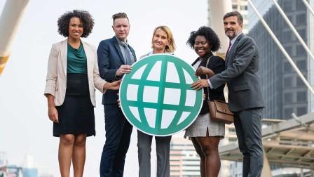 Internationale Angleichung der Nachfrage