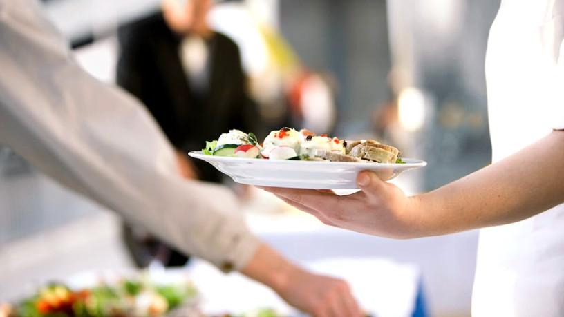 Restaurant Service der Koelnmesse