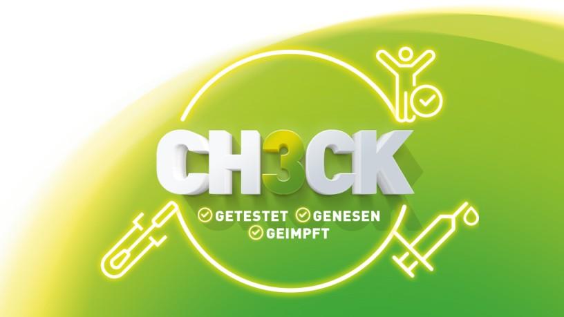 CH3CK - Zutrittsregelung Covid