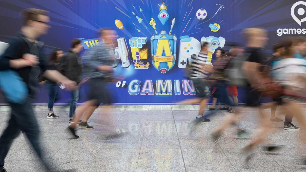 3 areas you must see at #gamescom this year