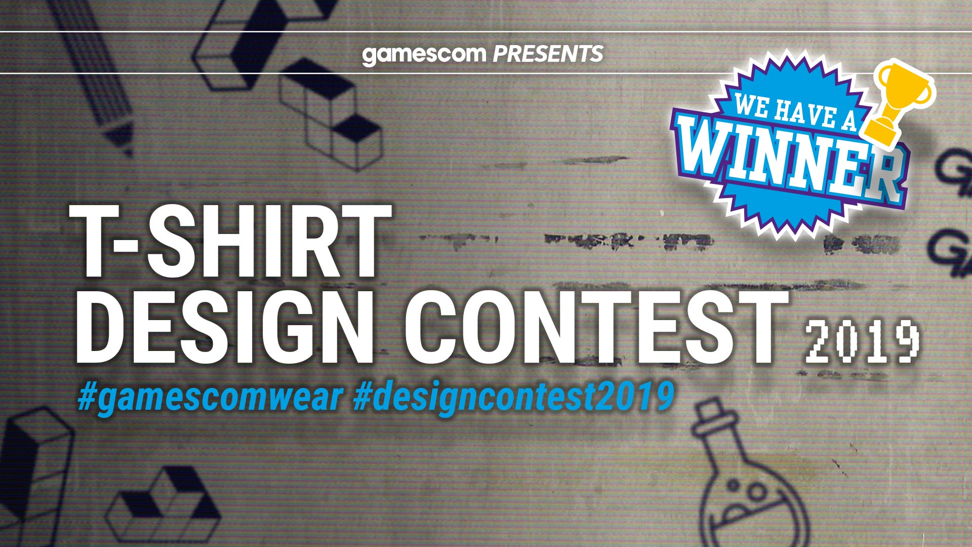 Top 5 Gewinner des gamescomwear Design Contests von 2019