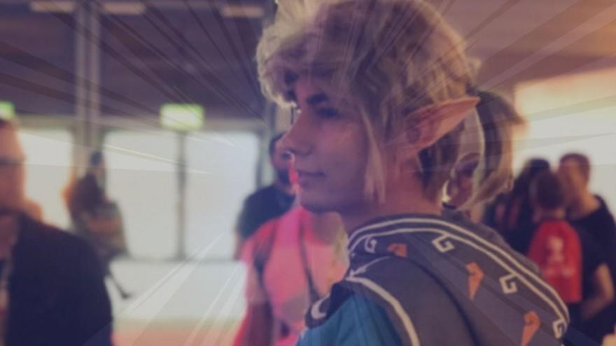 gamescom Cosplay Feature - Max close-up