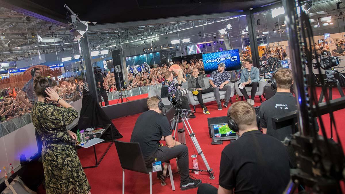 Cosplay Gamescom 2021