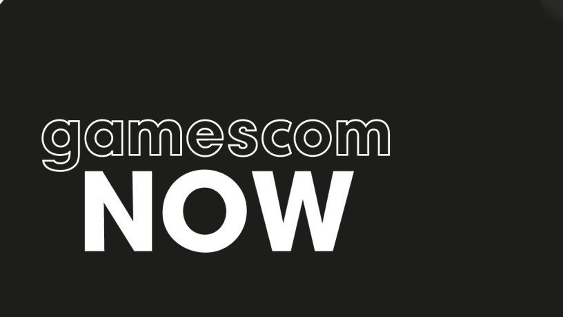Logo gamescom now