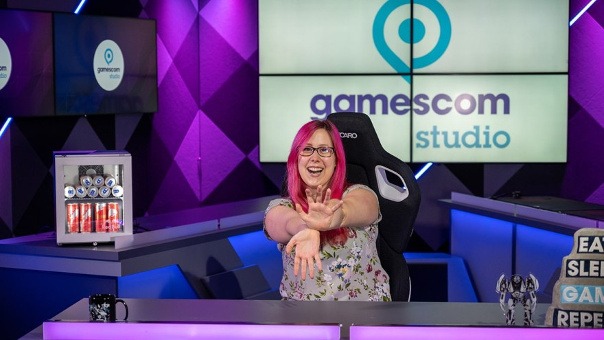 Your games and products as part of our german gamescom studio