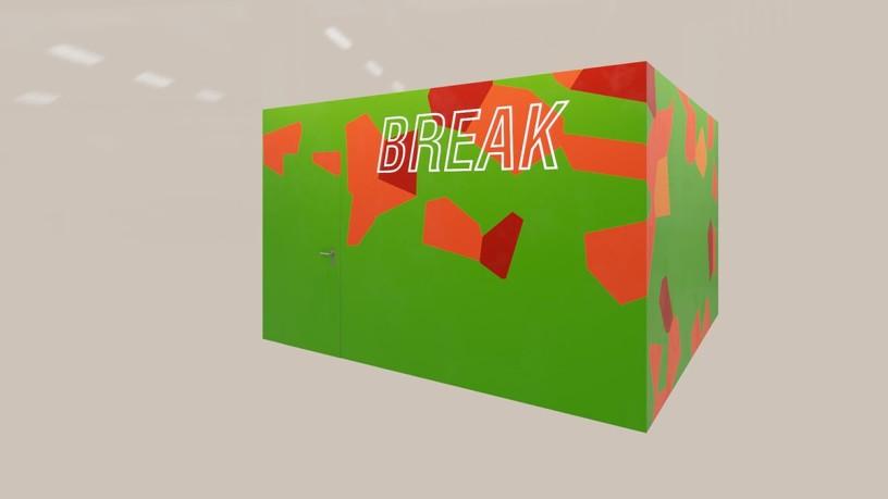 Module 5 – break room