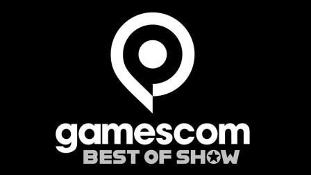 gamescom logo schwarz/weiß
