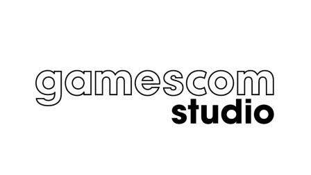 gamescom studio logo black