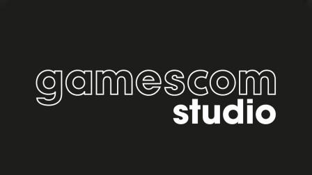gamescom studio logo white