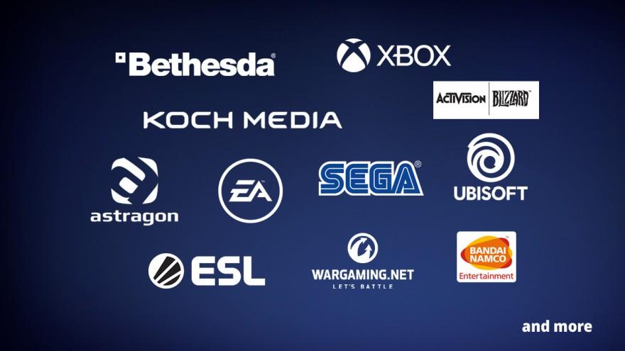 Partnes gamescom 2020