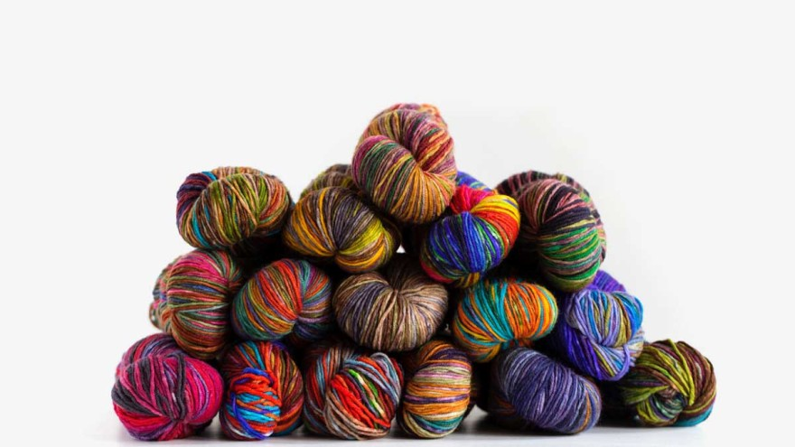 Rainbow Yarns