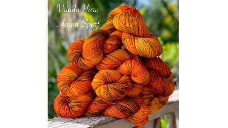 Rainbow Yarns Vrinda Asana AutumnPerfection