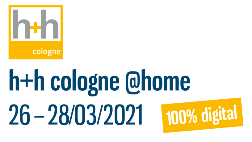 Apply for h+h cologne @home 2021