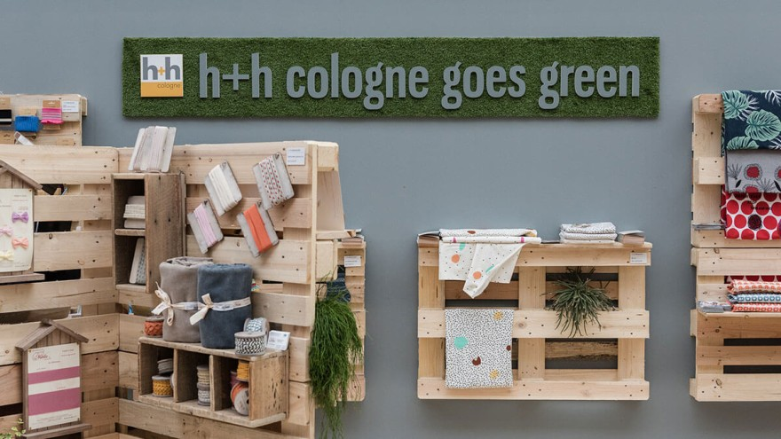 h+h cologne go green