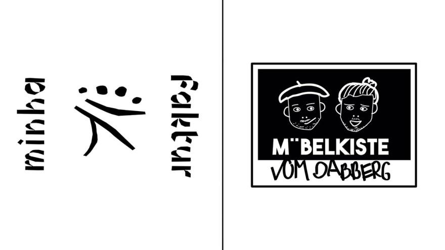 Logo minha faktur und Moebeliste Vom Dabberg