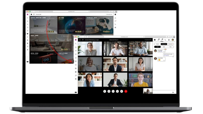 IDSconnect - Virtual Café, Austausch zu aktuellen Branchenthemen