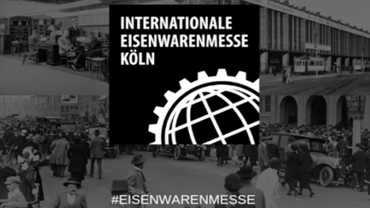 The #EISENWARENMESSE and Cologne