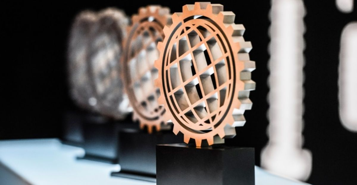 Be part of the party: Innovation Award