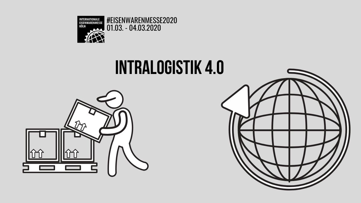 Intralogistics: the intelligent way to greater efficiency
