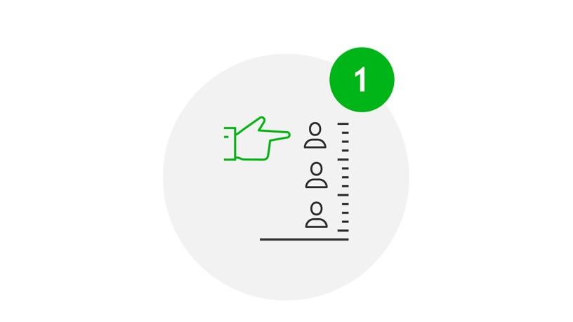 Meet Safe Icon Limitierung der zugelassenen Teilnehmer