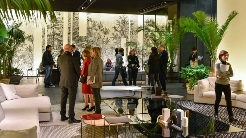 interior moments auf der imm cologne