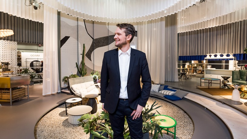 Das Haus 2016 by Sebastian Herkner