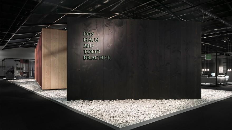 Todd Bracher - Das Haus 2017