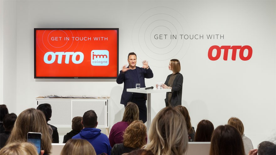 Touch by imm cologne - E-Commerce Forum supported by OTTO.de