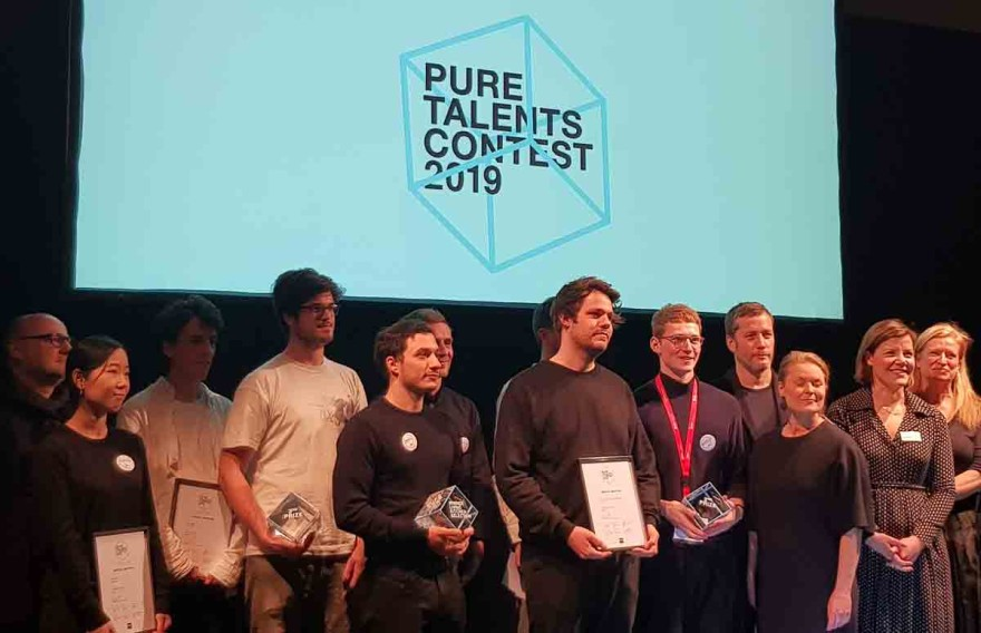 Pure Talents Contest auf der imm cologne 2020