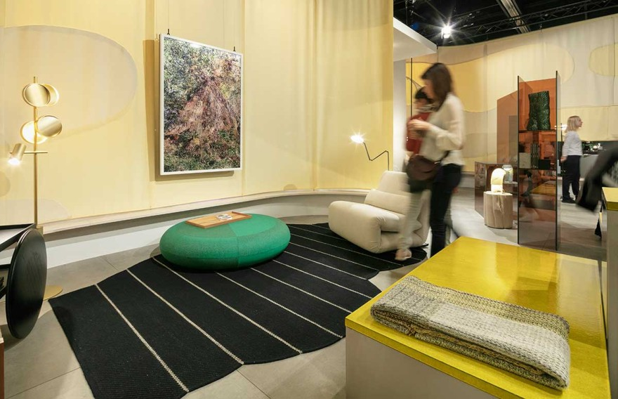 Das Haus - Interiors on Stage at imm cologne 2019