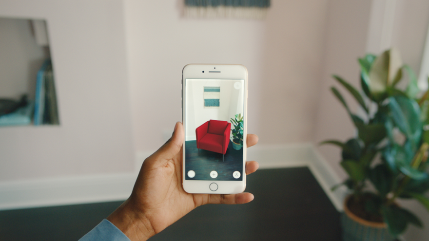 Augmented reality is changing the furniture industry