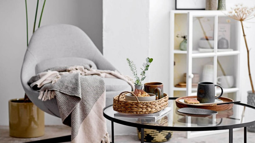 Cosy furnishing with the Cocooning Trend
