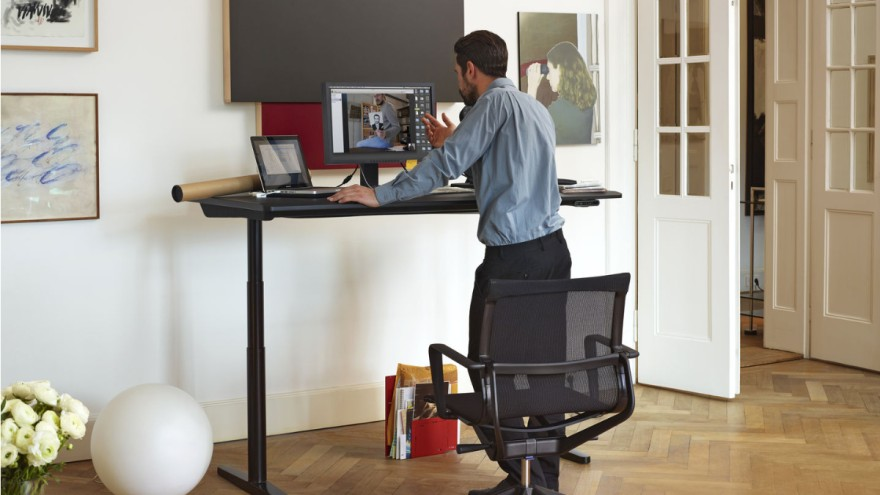 Fit in your home office: with the right furniture