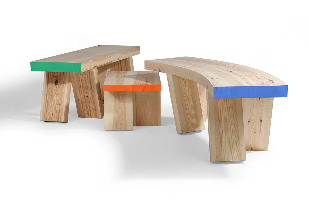2nd place at Pure Talents Contest 2019 of imm cologne: Bench Gang by Christian Cowper