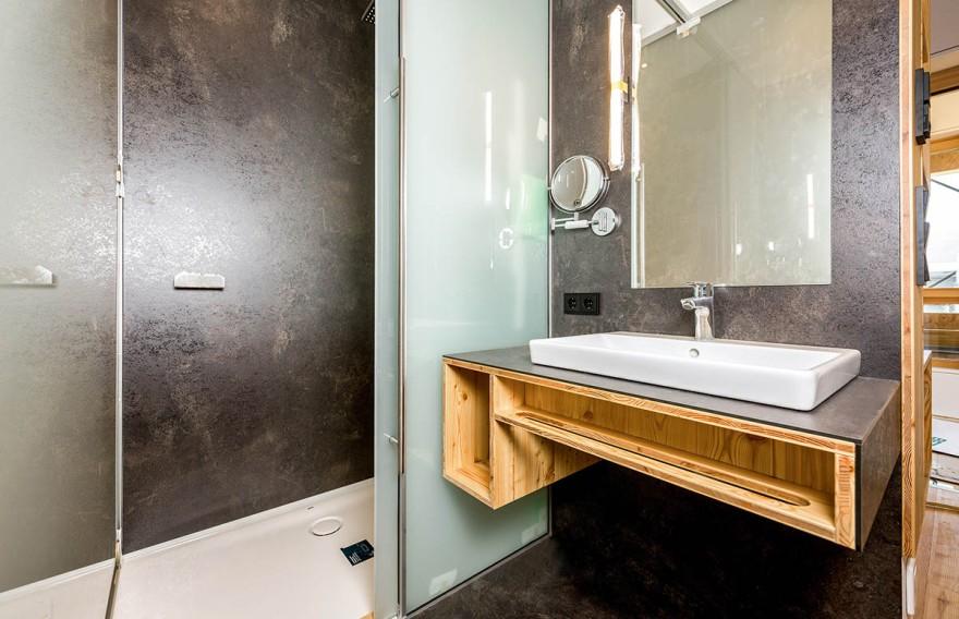 Tirol Logde Ellmau bathroom