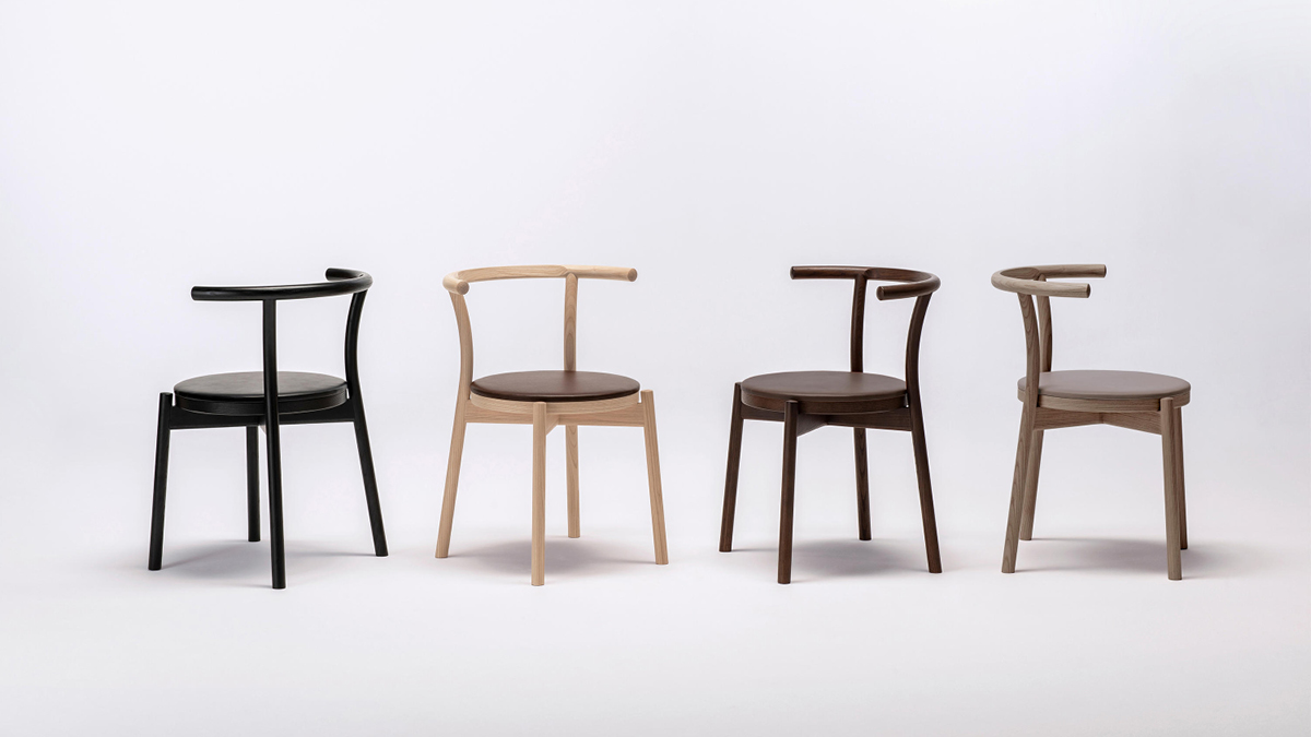 Chair by Conde House: