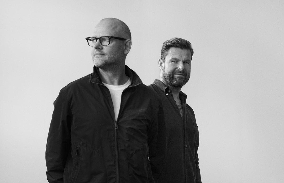 Jens Kajus and Claus Jakobsen of Million