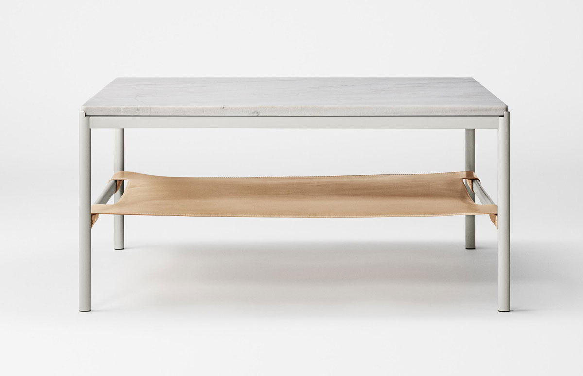 Lounge table Mies from Million