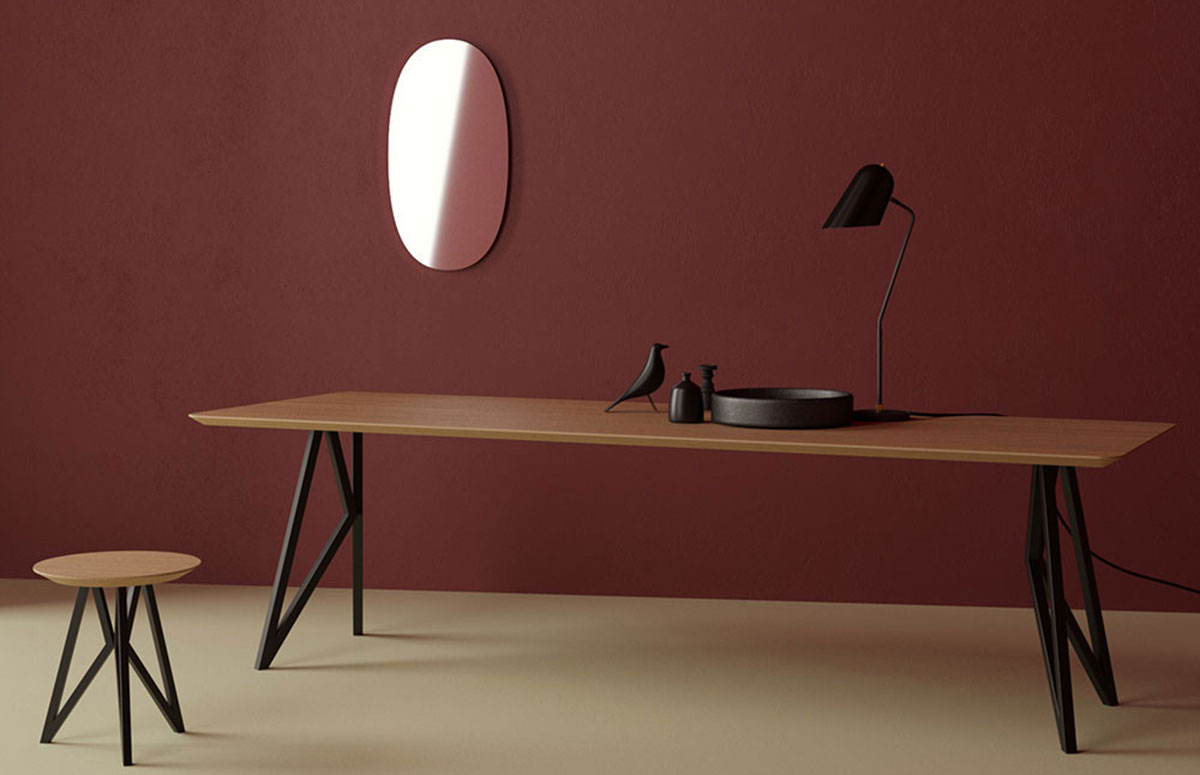 Dining table from Studio Henk