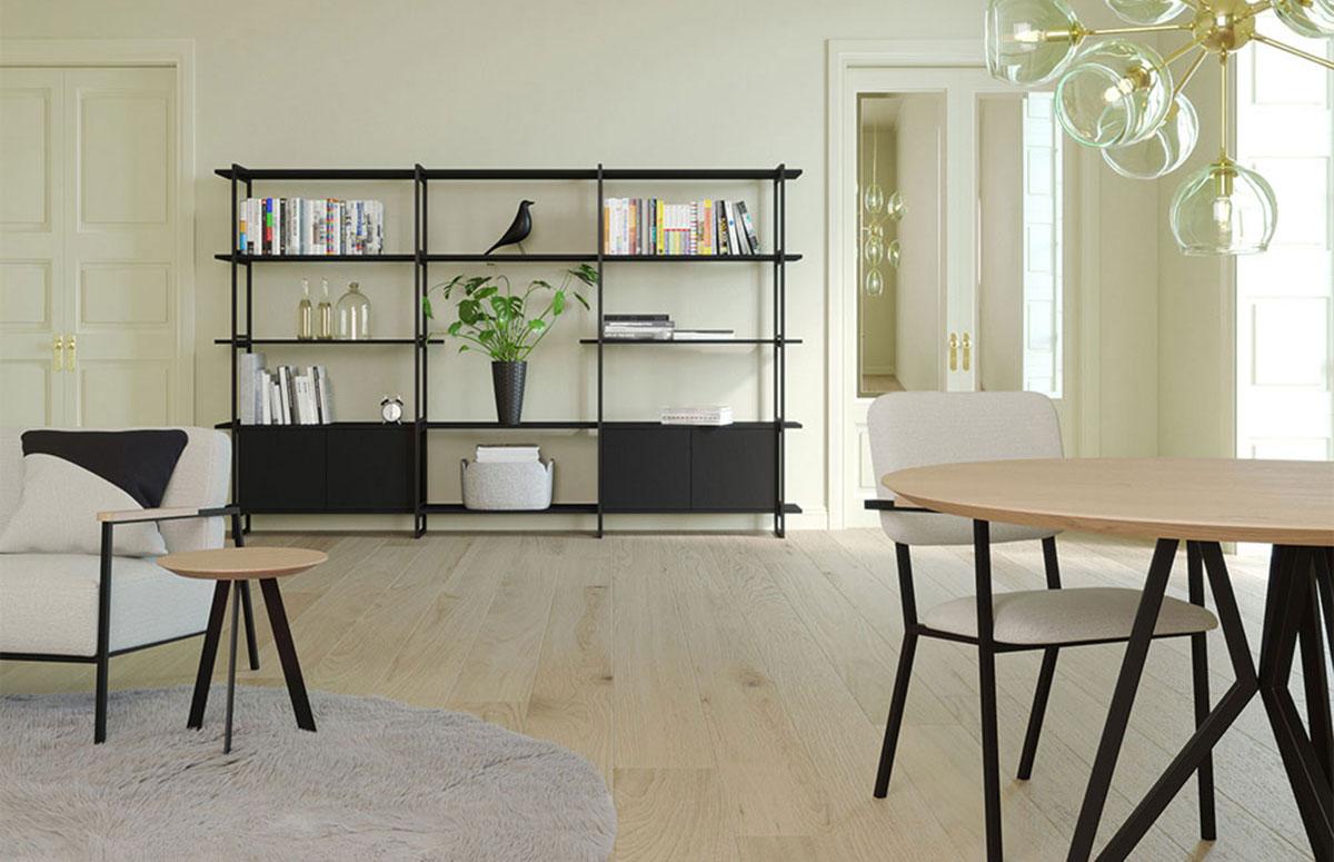 Modular cabinets from Studio Henk
