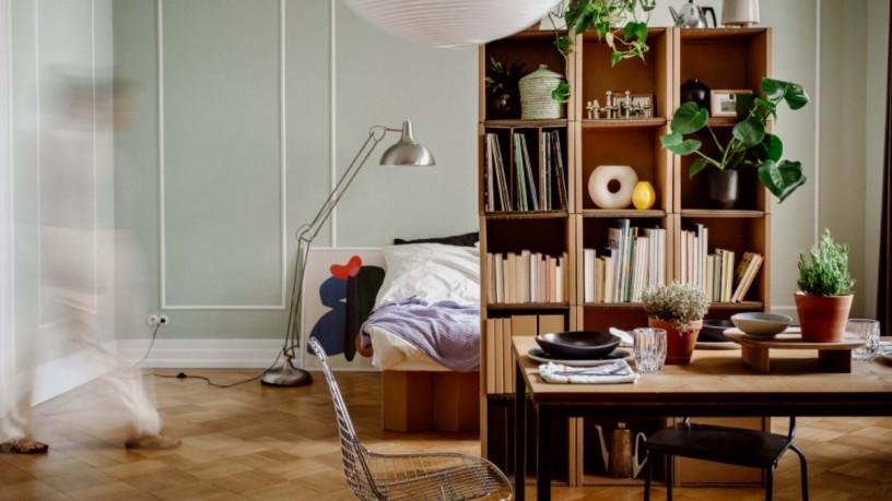 Desk Porto of furniture star-tup Pickawood