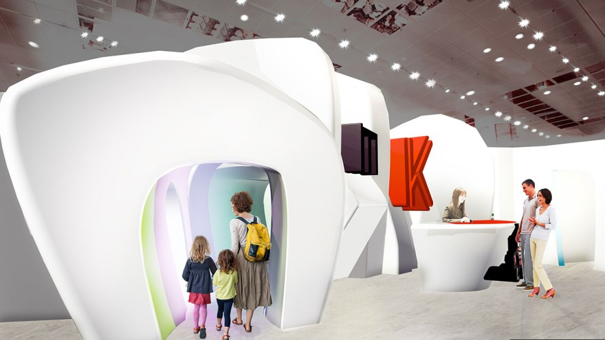 Innovative education concept myKidsy Playground: premiere at imm cologne