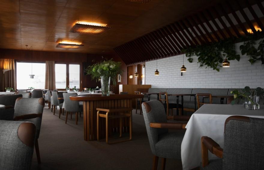 Ahlström-Castrén-Bürogebäudes Restaurant Savoy Helsinki