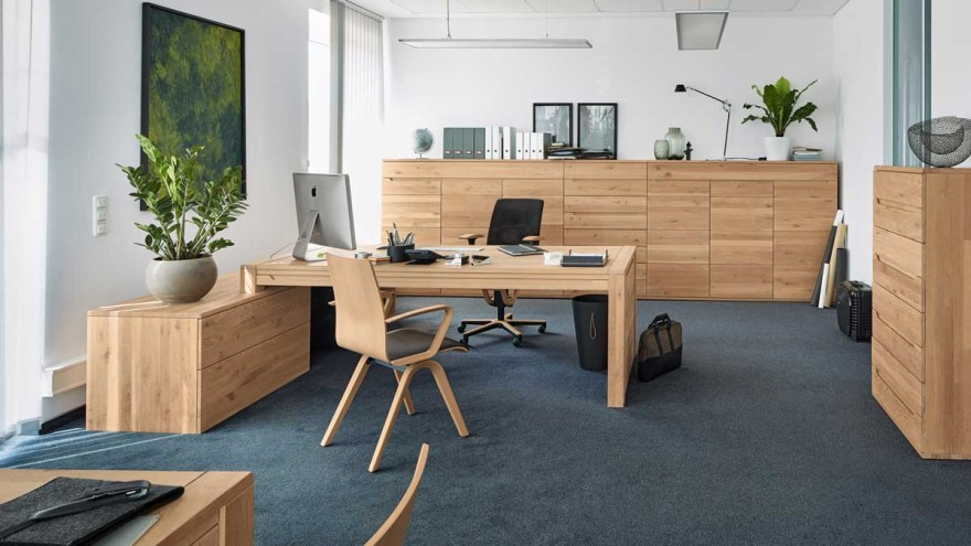 Solid wood furniture - Möbelwerke A. Decker