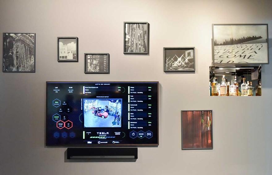 Das Smart Home der imm cologne jetzt in 3D
