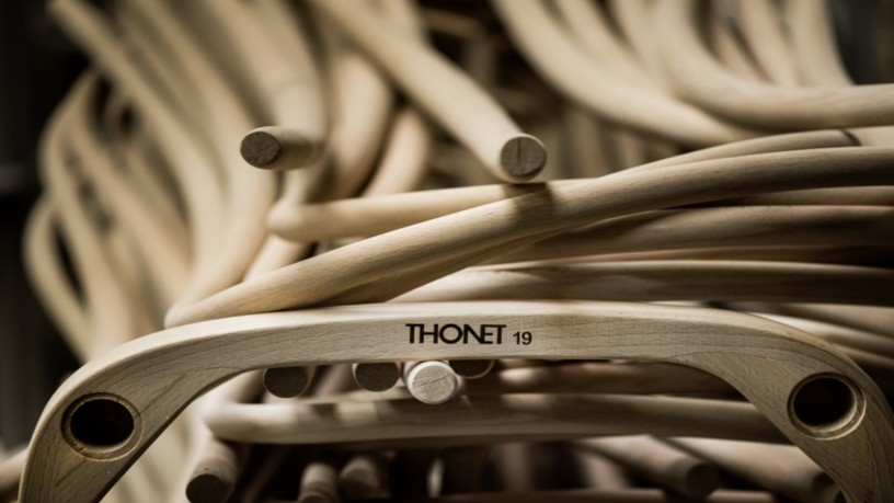 A look behind the scenes of Thonet