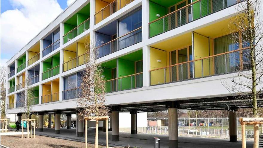 Stadtwerke München's company-owned flats