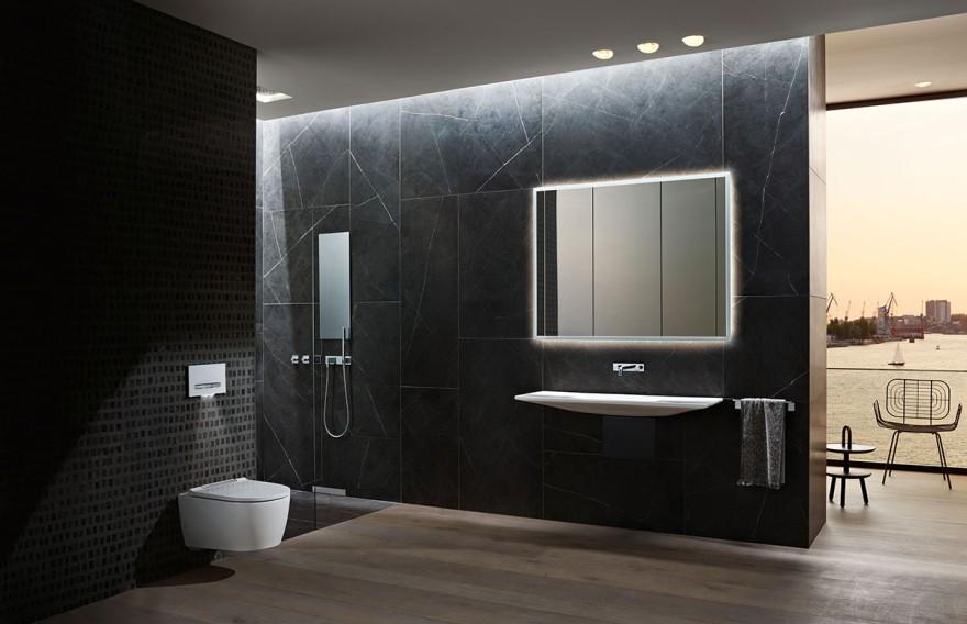 Bathroom von Geberit