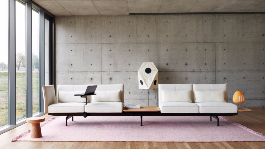 Soft Work Sofa by Vitra