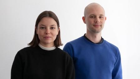 Konrad Jünger und Verena Kühn